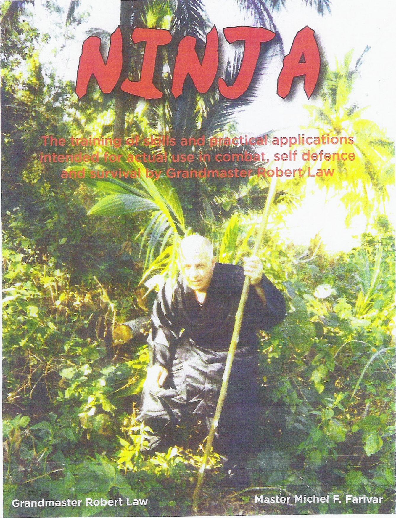 The Grandmasters Book Of Ninja Training