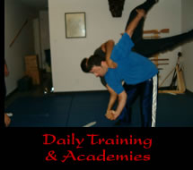 Daily Training & Academies